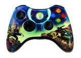 Controller -- Wireless: Halo 3: Spartan (Xbox 360)